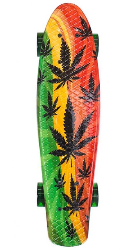 longboard deck reggae