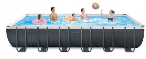 intex piscina rettangolare 732