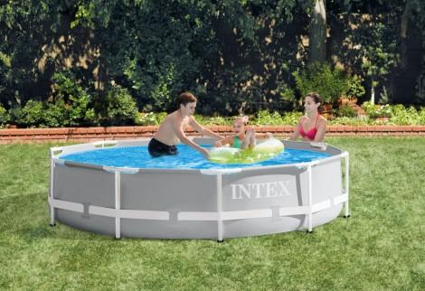intex piscina rotonda fuoriterra 305