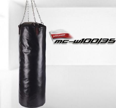 MC-W100/35  sacco boxe pugilato