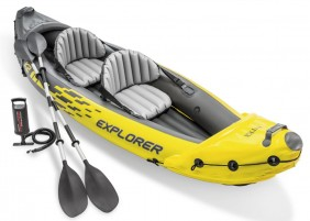 canoa gonfiabile explorer k2 intex