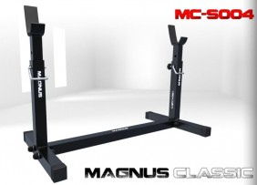 porta bilanciere Magnus da bench press