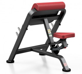 bench curl panca professionale