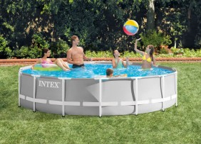 piscina rotonda intex 427 cm