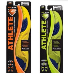 soletta Athlete Sof Sole per calzature sportive