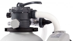 Pompa a Sabbia Combo sistema Eco Intex