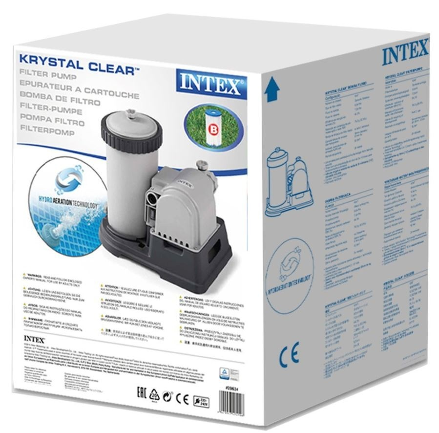 accessori intex pompa filtro