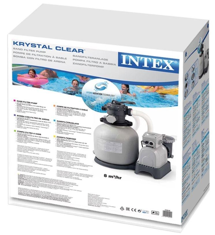 Intex Pompa filtro sabbia 28648
