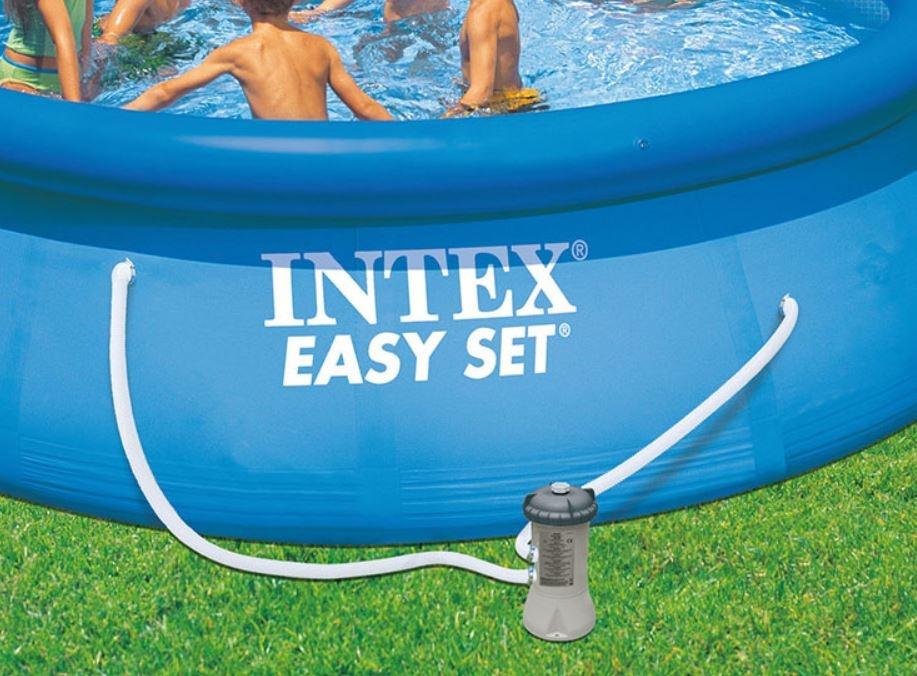 intex Tubo per pompa filtro 32 mm