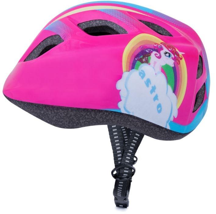 casco da bici per bambina