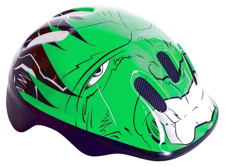 casco bambino hulk