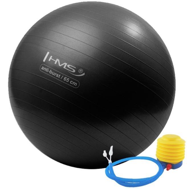 hms anti burst palla fitness con gonfiatore