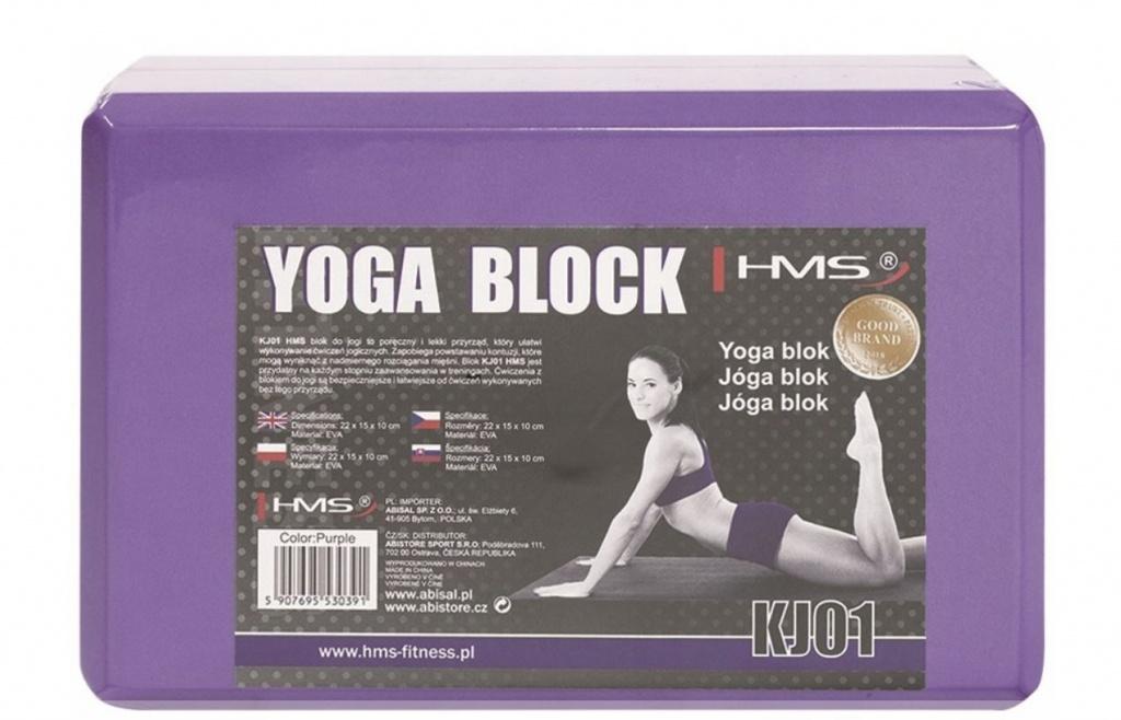 yoga block mattoncino in eva
