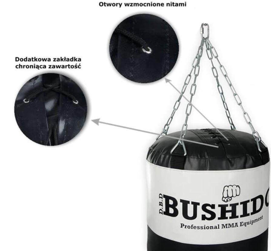 boxing bag bushido