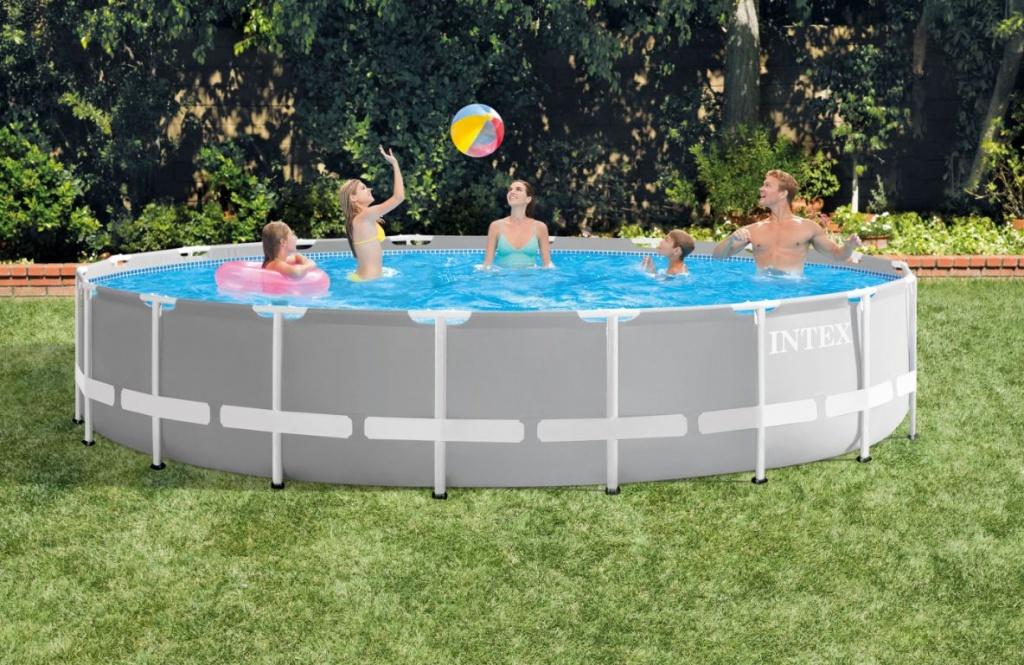 piscina prism frame 549 cm