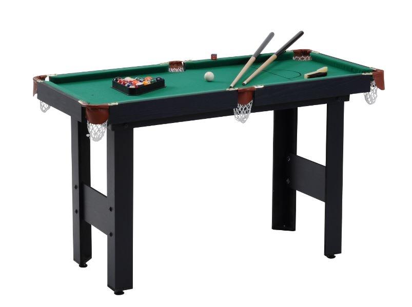 Tavolo da biliardo con gambe misure 110 x 55 cm  TimeBreak.eu