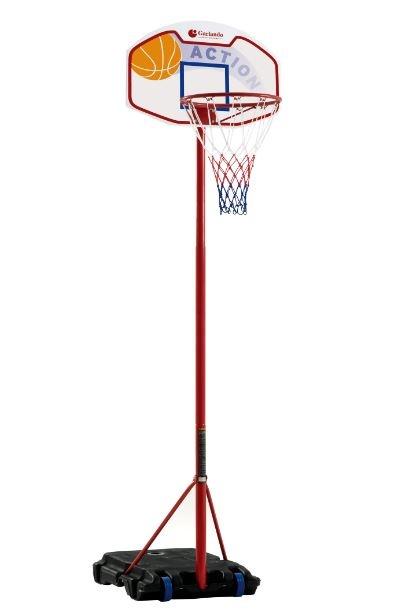 tabellone per la pallacanestro portatile