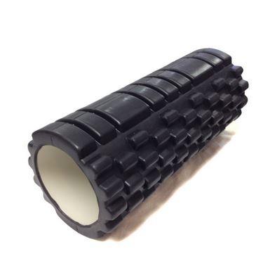 rullo spugnoso foam roller 33 x 14 cm