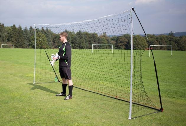 488 x 231 cm porta da calcio sport e tempo libero