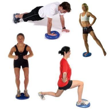 esercizi da eseguire con la balance board