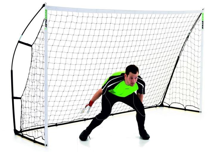 Porta da calcio con rete 3 x 2 m