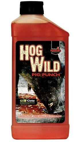 hogwild pig punch attrativo liquido per selvatici