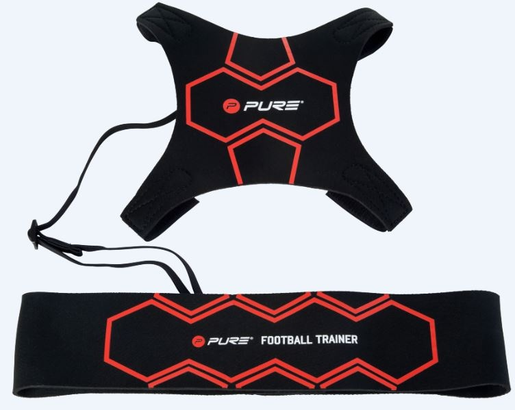cintura football trainer pure da calcio