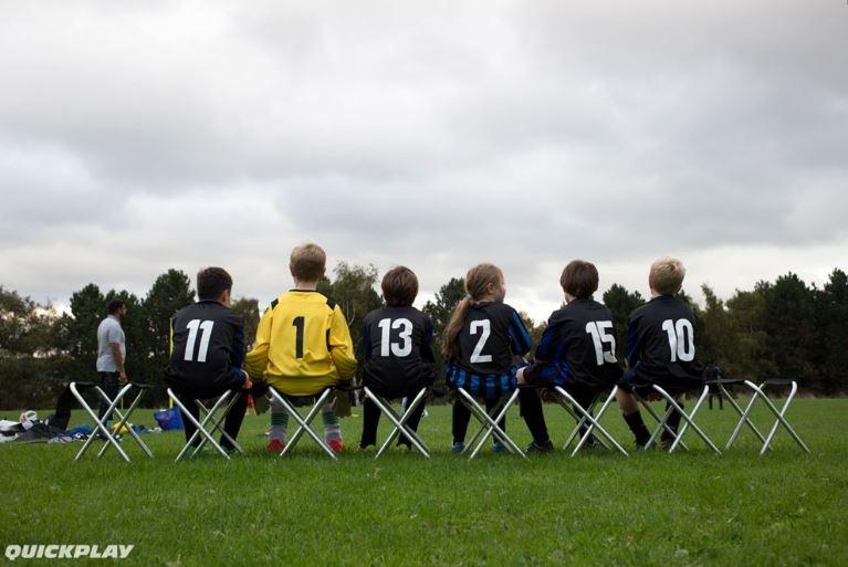 panchina calcio quickplay