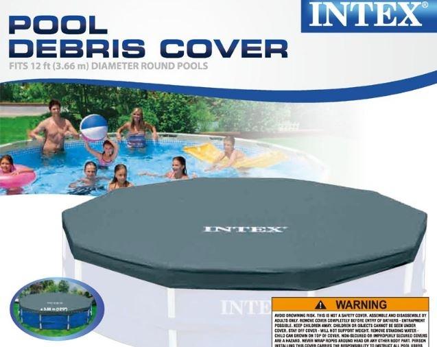 intex copertura piscina 366