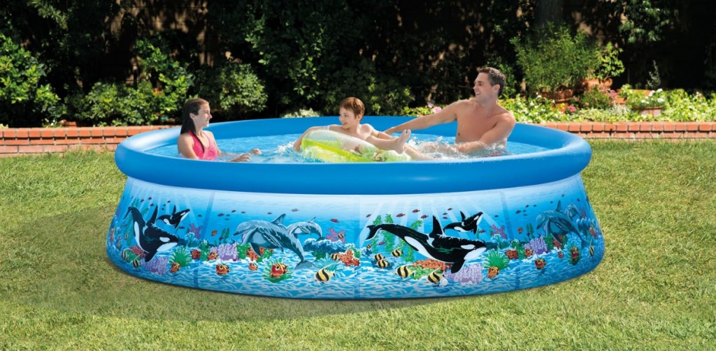 Piscina gonfiabile Intex Easy