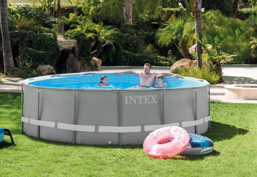 28310 piscina intex ultra frame