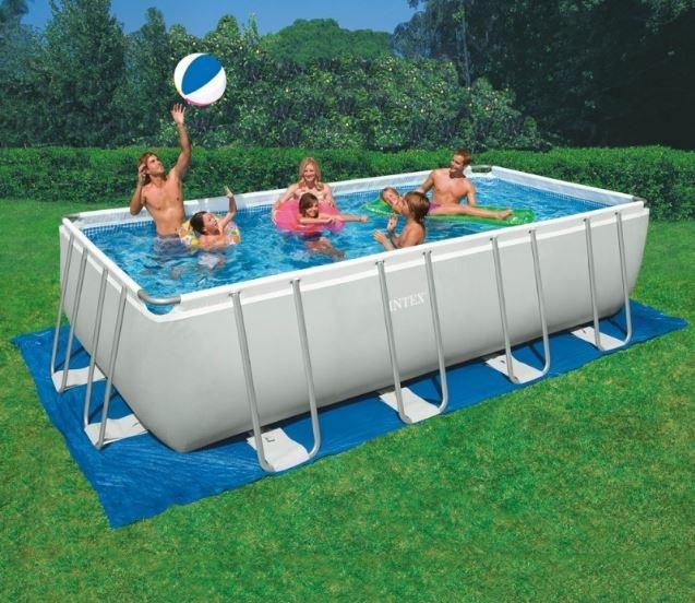 piscina ULTRA FRAME 549 x 274 x 132 cm