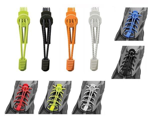 Lock laces Lacci elastici per scarpe sportive