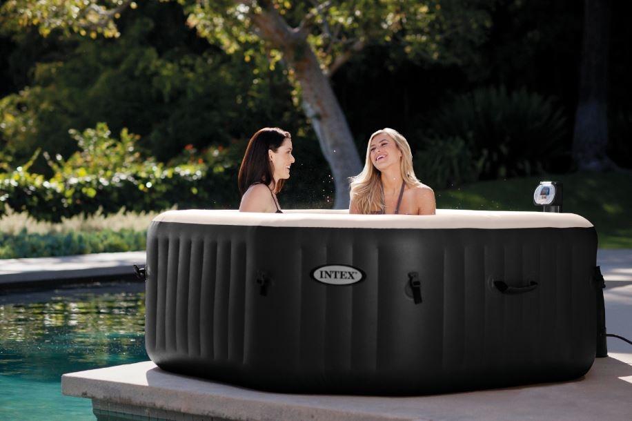 Piscina spa Intex idromassaggio
