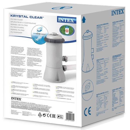 intex cartuccia filtro A