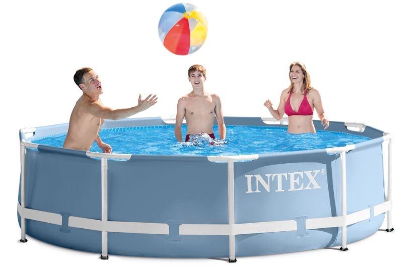 piscina fuori terra Intex prisma 305